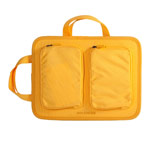 Сумка Moleskine Bag Organizer универсальная (желтая, матерчатая, размер 10