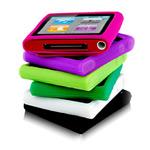 Набор чехлов Dexim для Apple iPod nano (6-th gen) (разноцветные)