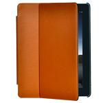 Чехол X-doria Dash Pro case для Apple iPad 2/New iPad (коричневый, кожанный)
