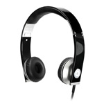 Наушники Accutone Pisces Over-the-head Headset (черные, пульт/микрофон, 40 мм)