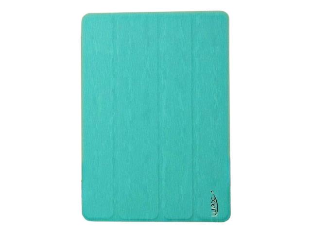 Чехол WRX Leather case для Apple iPad Air (бирюзовый, кожанный)
