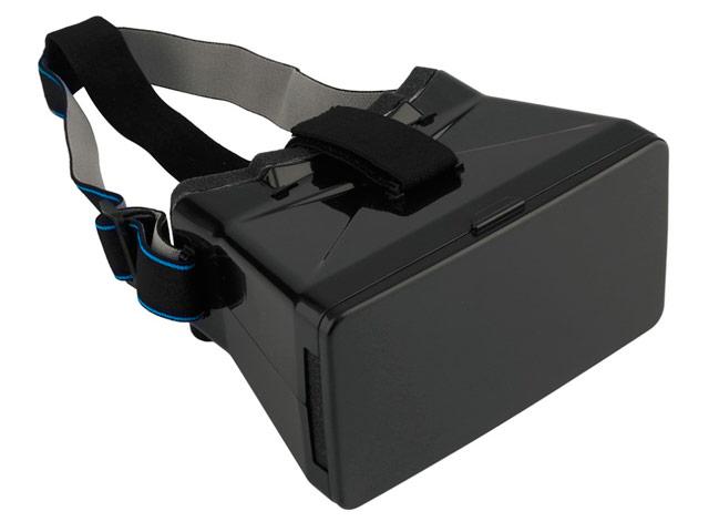 """Шлем виртуальной реальности Synapse Infinity VR Glasses (4.0-5.5"""", черный)"""